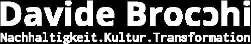 Logo Davide Brocchi